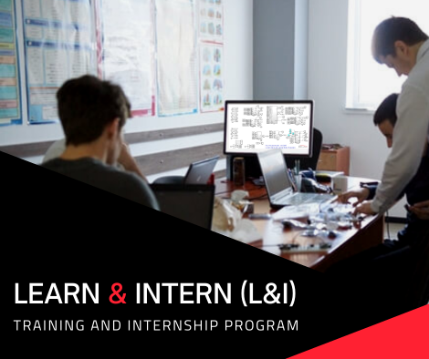 Learn and Intern — 2021